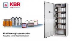 10 KVAR Low Voltage Capacitor (Brand: KBR-GERMANY)