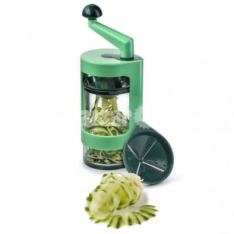 Super Vegetable cutter with Teile set - 1/1