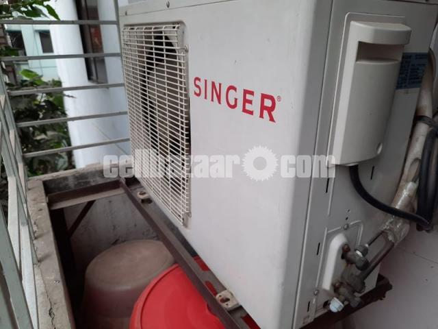 Air Conditioner 1.5 Ton Singer Low Voltage - 7/8