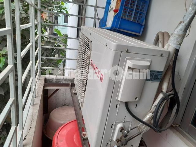 Air Conditioner 1.5 Ton Singer Low Voltage - 8/8