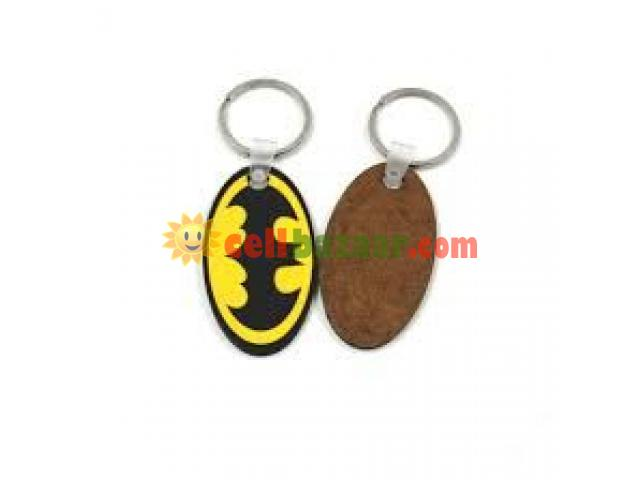 Sublimation Key Ring - 1/2