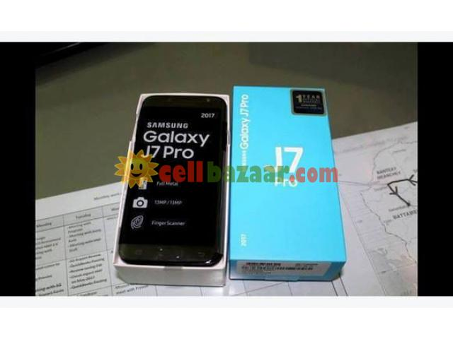 Urgent Sell: Samsung Galaxy J7 Pro - 1/3