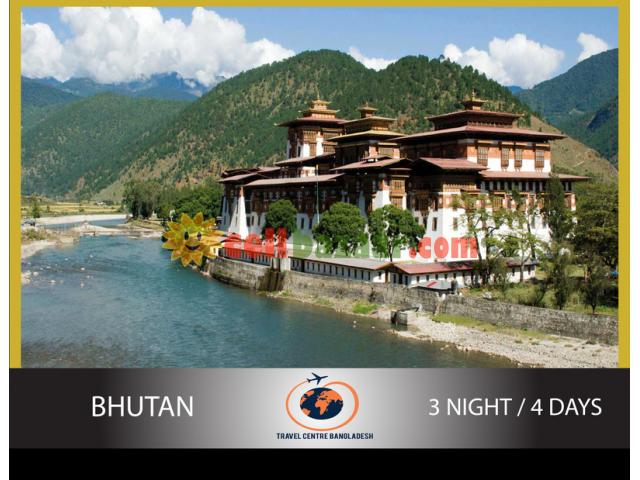 BHUTAN PACKAGE - 1/2