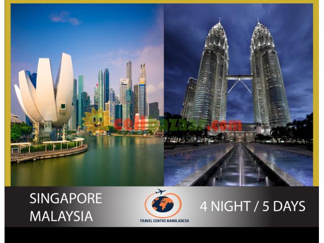 SINGAPORE & MALAYSIA PACKAGE - 1/2