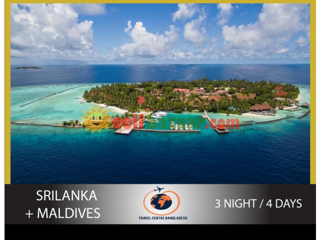 SRILANKA & MALDIVE - 1/2