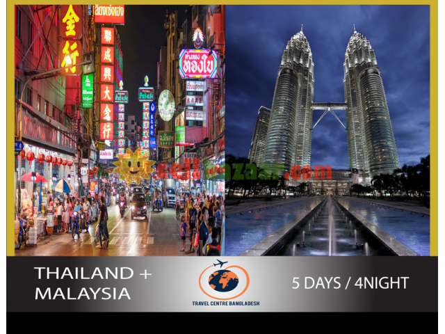 THAILAND & MALAYSIA PACKAGE - 1/2