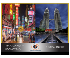 THAILAND & MALAYSIA PACKAGE