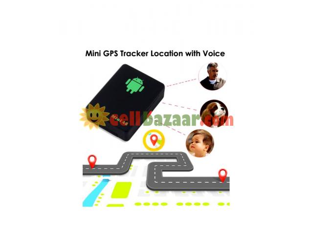 GPS Tracker Location with Voice - 1/5
