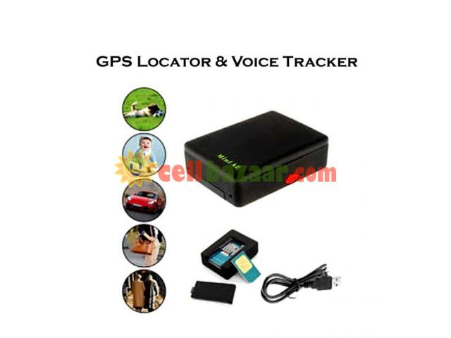 GPS Tracker Location with Voice - 4/5
