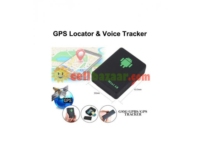 GPS Tracker Location with Voice - 5/5