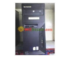 Lenovo_Core 2Duo_PC_500 GB.2GB.DVD