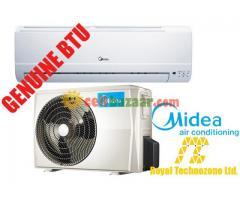 Midea AC 2.0 Ton(Genuine BTU) - Image 1/5