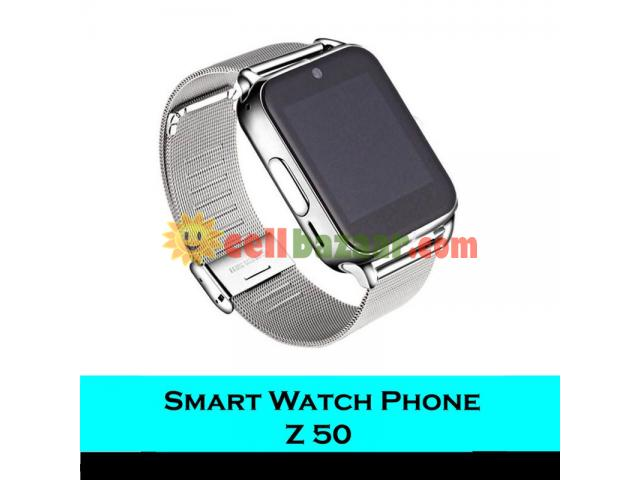 Smart Watch Z50 Original Sim & SD-Card Supported - 1/5
