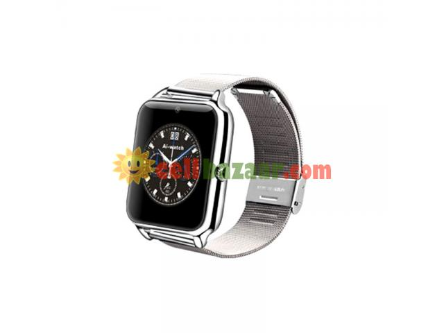 Smart Watch Z50 Original Sim & SD-Card Supported - 2/5