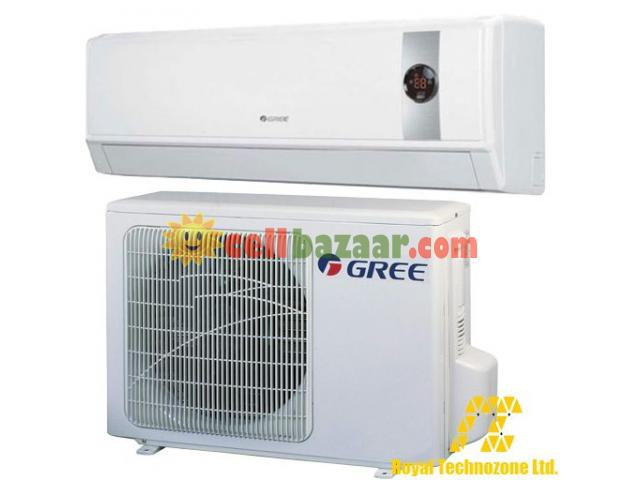 Genuine GREE AC GS-12CT 1.0Ton - 1/5