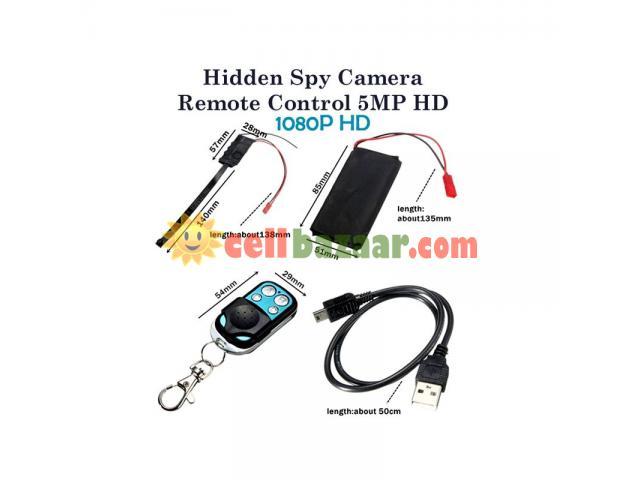 Hidden Camera Rebon Remote Control 1080P - 2/5