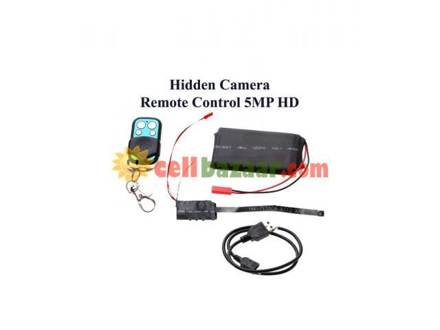 Hidden Camera Rebon Remote Control 1080P - 3/5