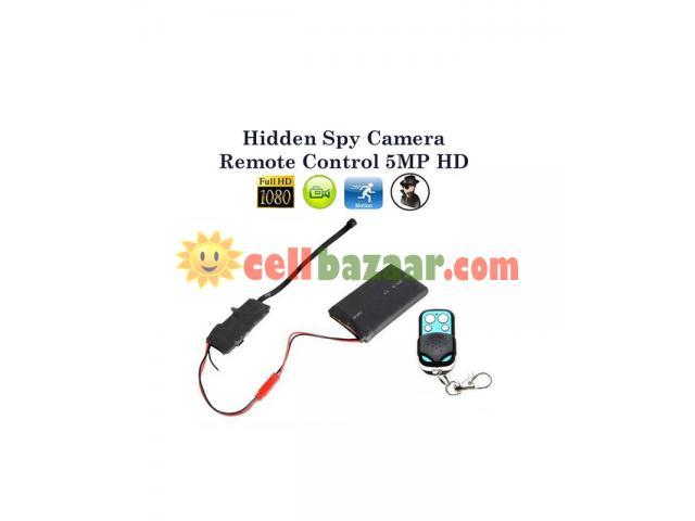 Hidden Camera Rebon Remote Control 1080P - 4/5