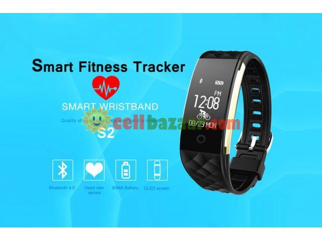 Smart Fitness tracker & watch S2 - 1/5