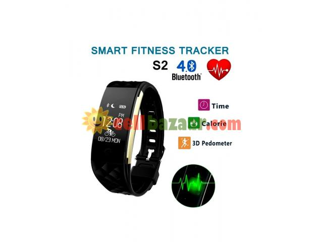 Smart Fitness tracker & watch S2 - 2/5