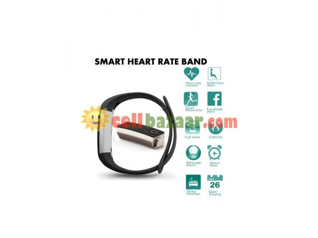 Smart Watch Heart Rate Monitor - 2/5