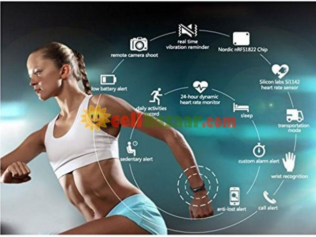 Smart Watch Heart Rate Monitor - 5/5