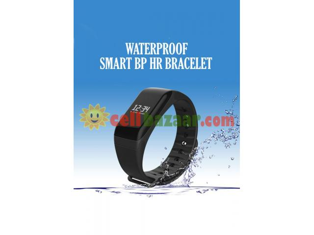 Blood Pressure Monitoring Smart Watch F1 - 3/5