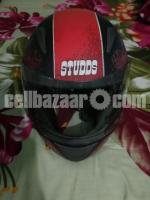 studds shifter helmet