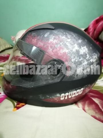 studds shifter helmet - 2/8