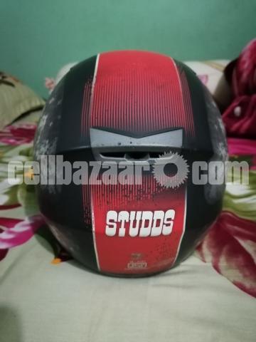 studds shifter helmet - 6/8