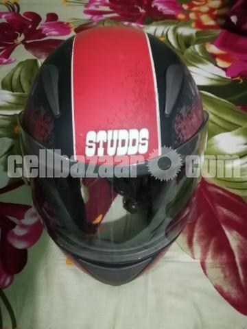 studds shifter helmet - 7/8