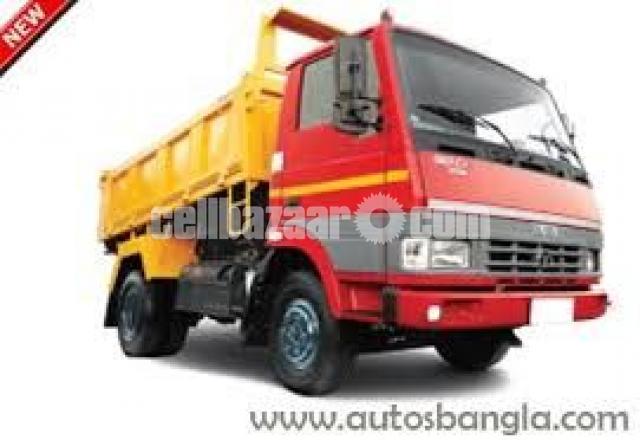 TATA 912 Dump Truck - 2/2