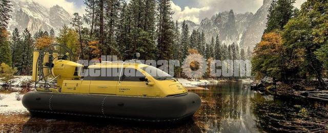 Hovercraft Christy 463 PC - 1/4