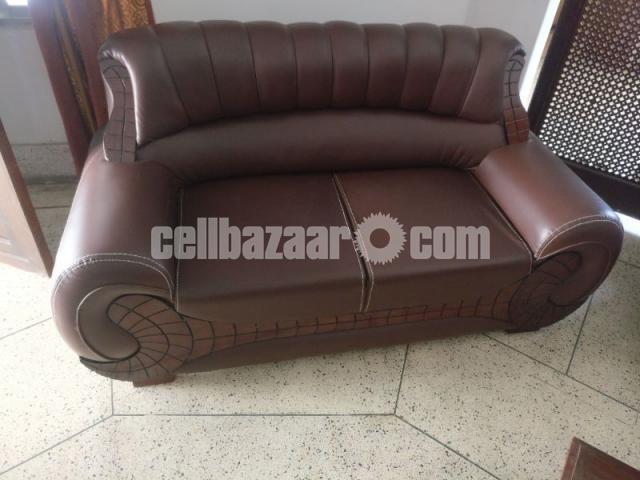 5 Seater sofa - 3/4