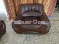 5 Seater sofa - Image 4/4