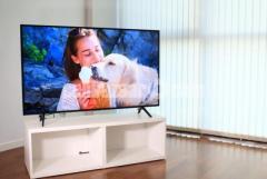 49 inch SAMSUNG Q60R VOICE CONTROL QLED 4K TV