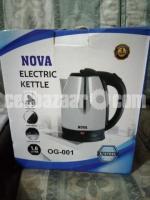 Nova kettle
