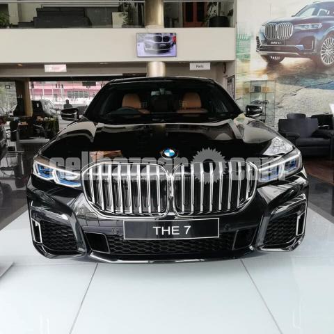 BMW 745Le xDrive 2020 - 1/4