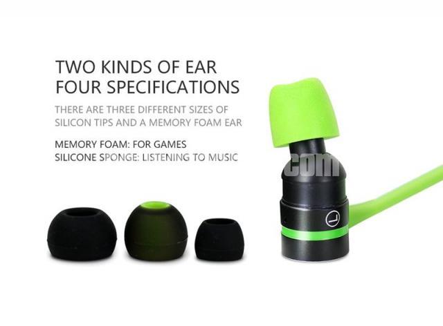 Type C Headphone Double Bass Magnetic Gaming Earphone Plextone G20 - 4/6