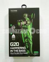 Type C Headphone Double Bass Magnetic Gaming Earphone Plextone G20 - Image 6/6