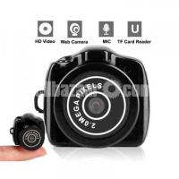 Spy Camera Y2000 Smallest Mini HD Video with Voice Recorder