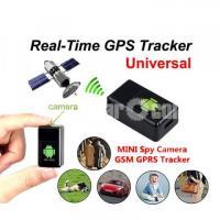 GPS Tracker MMS Locator Photo Video Taking Super Mini Gsm Video Transmit Camera GF08