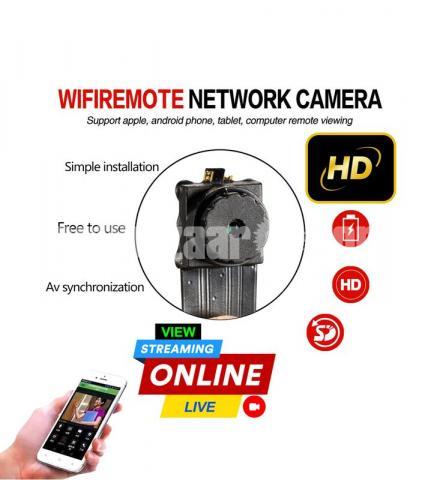 Spy Camera HD Rebon P2P Module Live Wifi IP Camera Wireless Cam - 2/5
