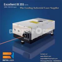 RFH UV laser marking 3D SLA Photopolymer to realize rapid prototyping