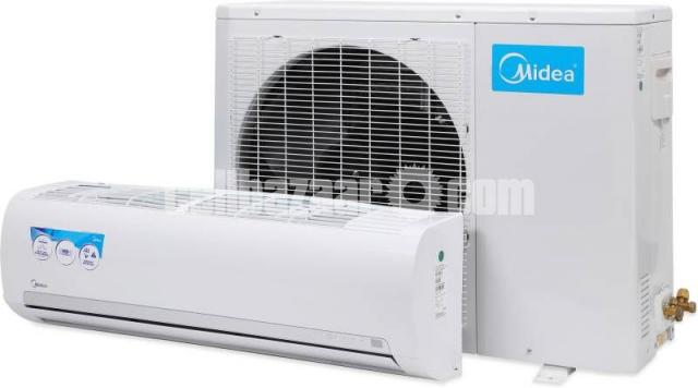 BRAND NEW ORIGINAL MIDEA 1.0 TON HOT & COOL Inverter AC - 2/2