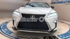 Lexus RX 2016 Oil