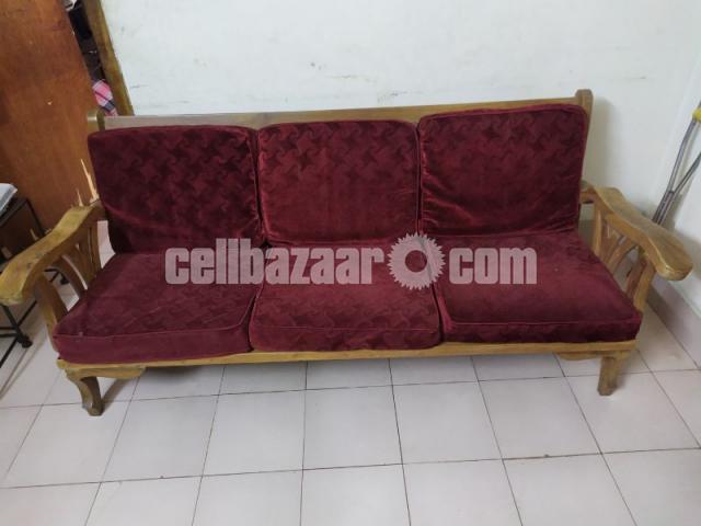 Sofa Set 3+1+1 - 3/5