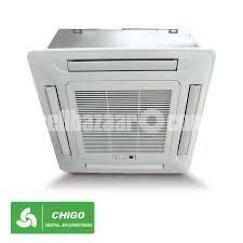 Chigo 1.5 Ton Cassette Air Conditioner Loiest Price in BD - 1/2