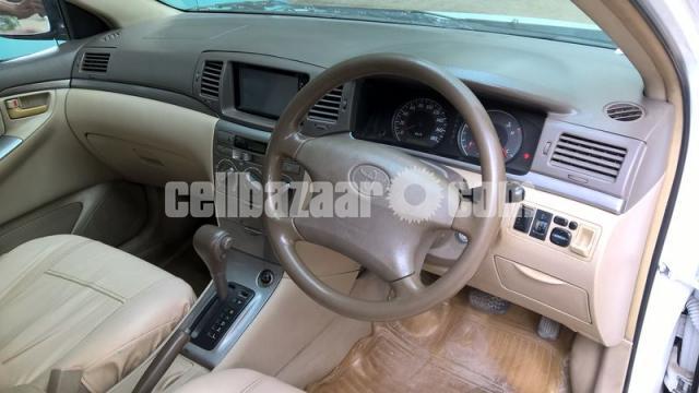 X Corolla 2004 New Shape - 3/4