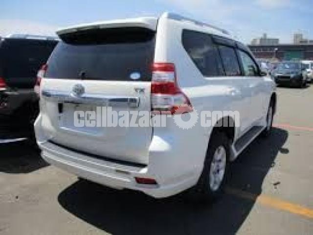 Toyota Land cruiser Prado 2015 - 2/4